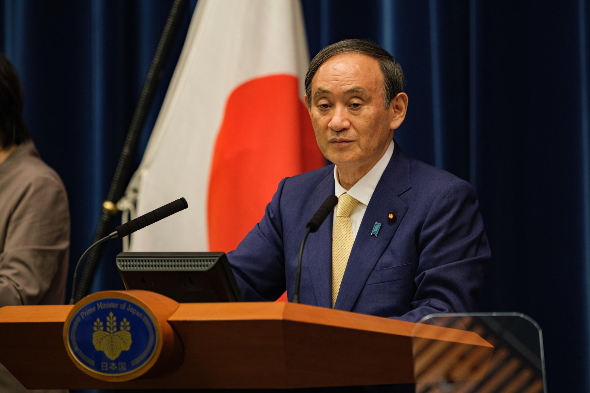 Primer ministro Japón renunciará tras mal manejo de la pandemia