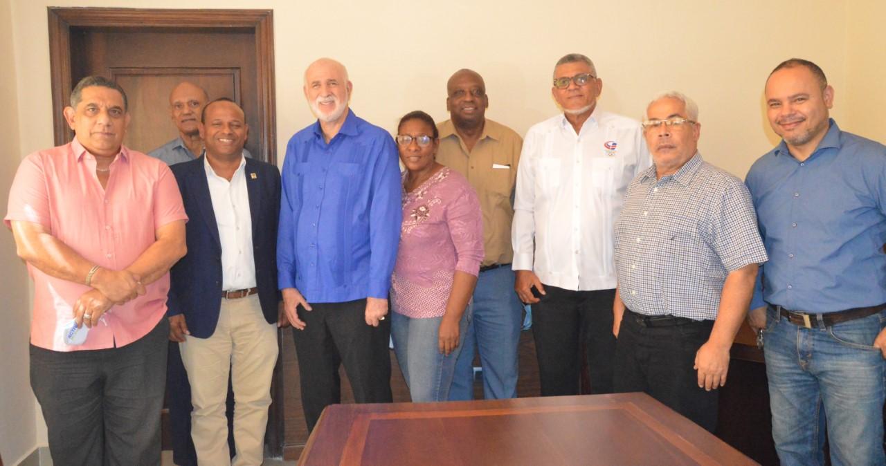 Comité Ejecutivo del COD ratifica comisiones de trabajo