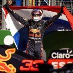 Verstappen, nuevo líder tras ganar el Gran Premio de Países Bajos