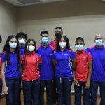 Fedoteme define equipos para Panam Juvenil e Infantil tenis mesa
