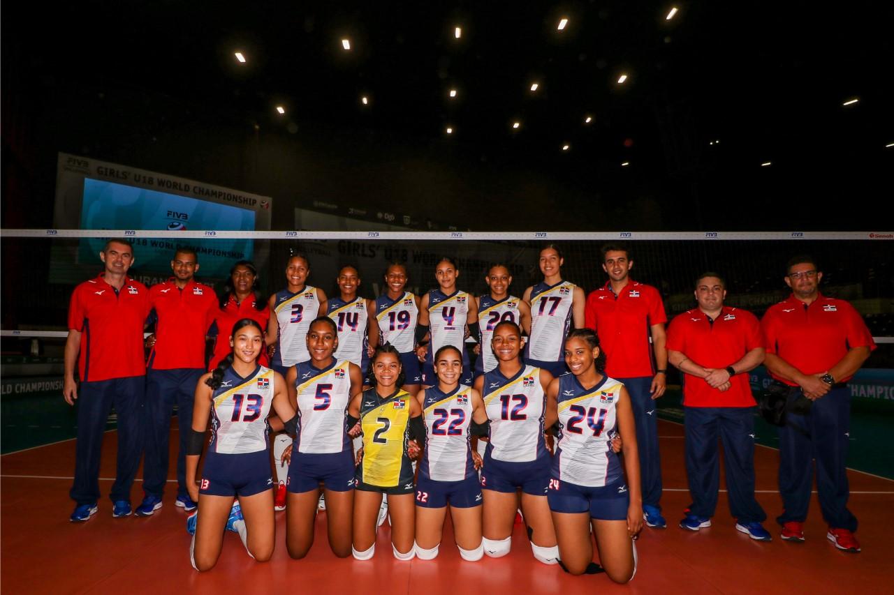 Sexteto dispone de Tailandia en Campeonato Mundial U-18