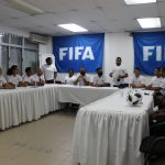 Finaliza con éxito I Curso Formador de Entrenadores FIFA en RD