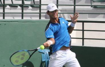 Hardt y Cid caen en Grupo Mundial II de la Copa Davis