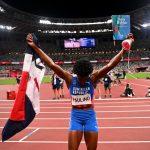 Marileidy Paulino alcanza el primer lugar del ranking mundial