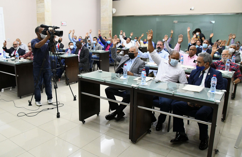 Asamblea aprueba presupuesto del COD de 138.7 millones para el 2022
