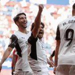 El campeón persiste, Real Madrid reacciona y el Valencia se desata