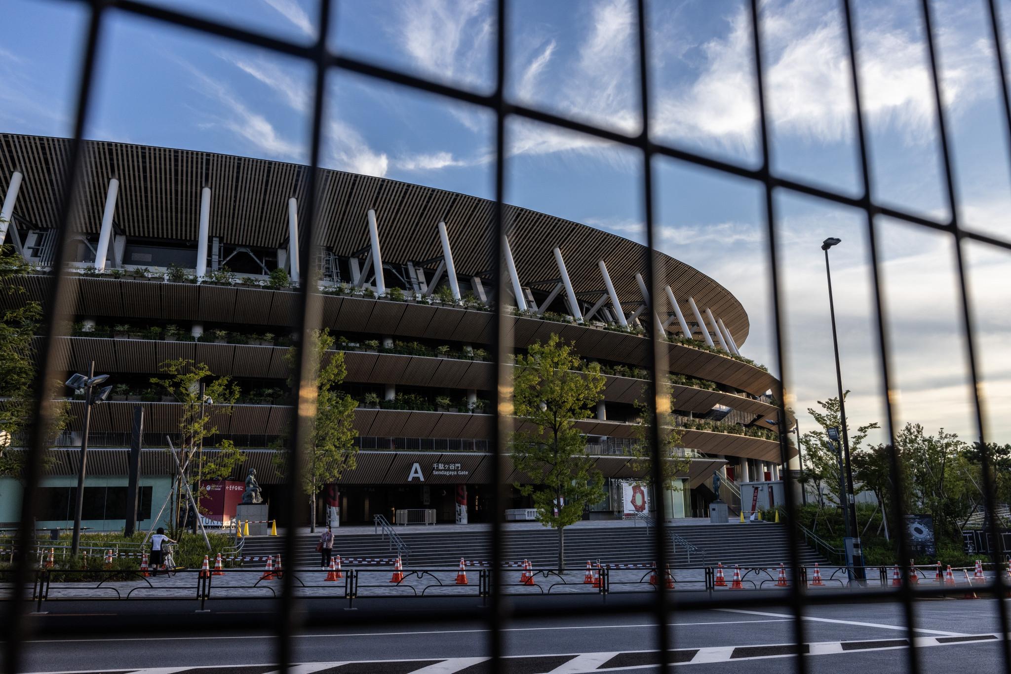 Tokio 2020 se reducirá a mil personas tras la conclusión de los Juegos