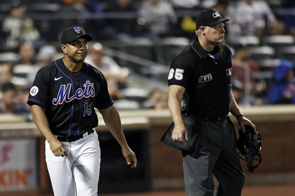 Mets no darán muchas vueltas para definir futuro de Rojas