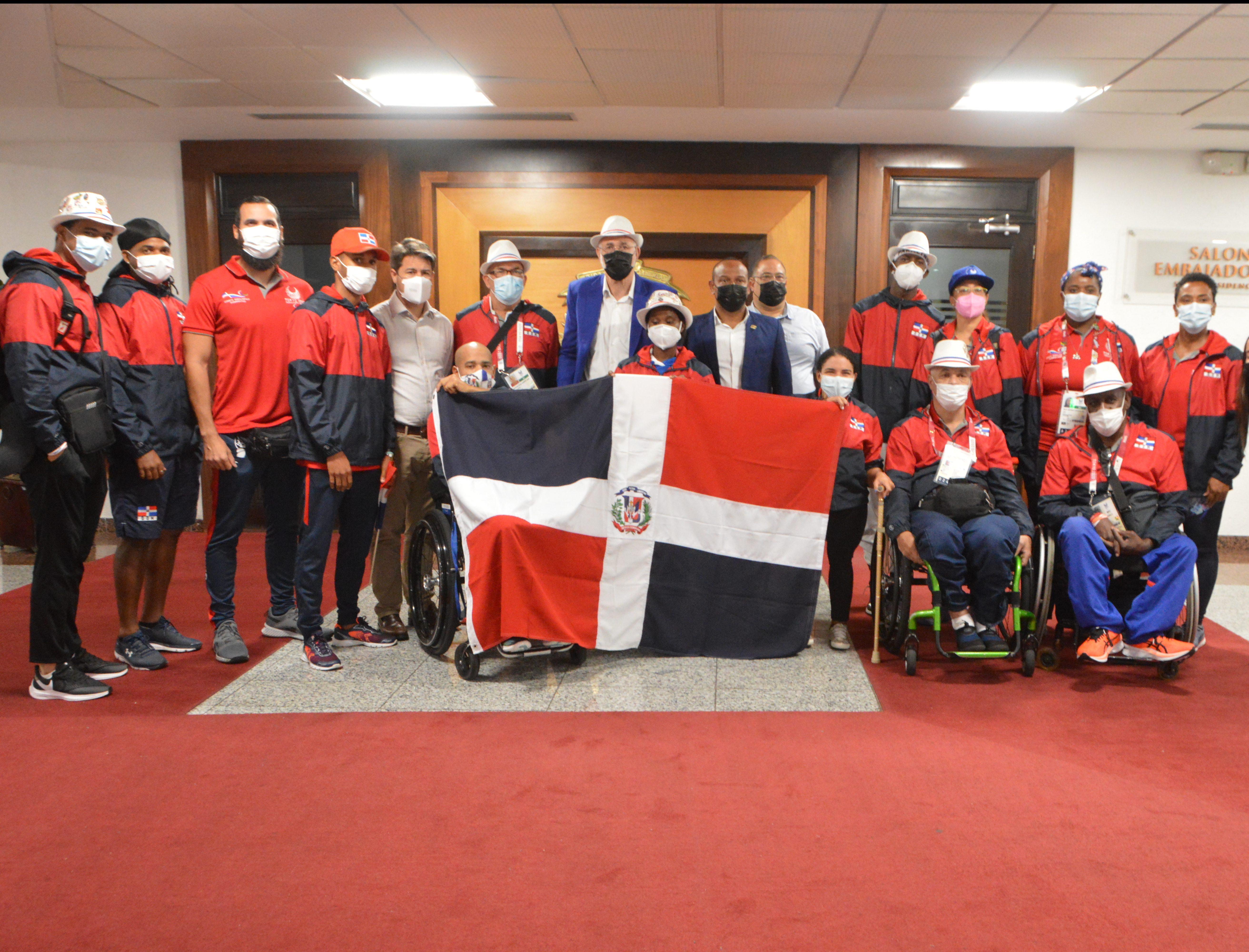 """Para-atletas dominicanos coinciden en ser """"Orgullo Paralímpico"""""""