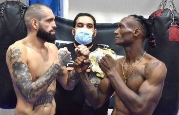 El dominicano Acevedo y el colombiano Piedrahita se enfrentarán este sábado en MMA