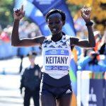 Se retira Mary Keitany, ganadora de los siete grandes maratones