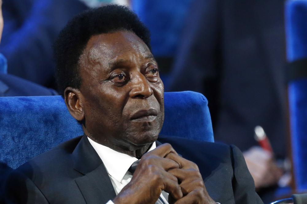 Pelé sería dado de alta en cualquier momento