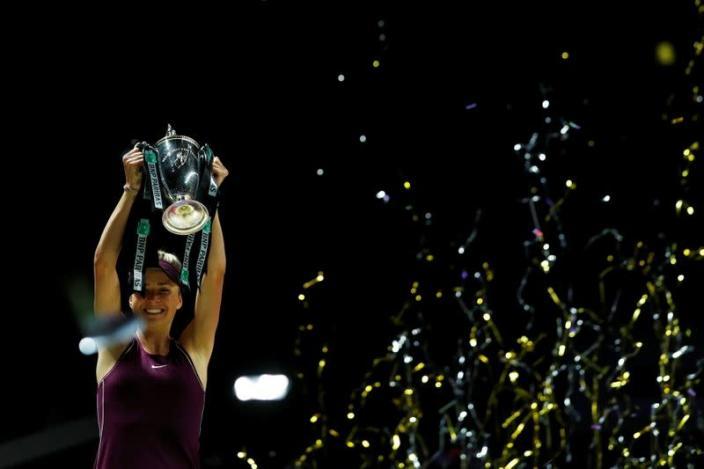 El WTA Finals 2021 es trasladado de Shenzhen a Guadalajara