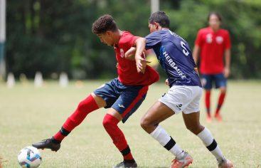 Arrancan las semifinales del Torneo Nacional de Clubes Sub-18