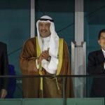 Alta figura del COI, jeque kuwaití Al-Sabah, condenado a prisión