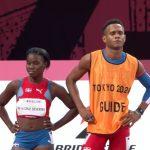 Darlenys avanza a la semifinal 100 metros en Paralímpicos Tokio