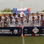Región Sureste gana I edición del Juego de Estrellas Sub-18