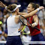 Sabalenka barre a Krejcikova y jugará con Fernández las semifinales