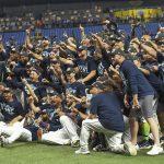 Rays aseguran 2do título seguido en el Este de la Americana
