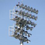Nuevas luces del Quisqueya no estarán listas para inicio de torneo otoño-invernal