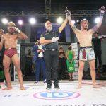 Ty Kalista y 'Hulk' Paulino ganan y avanzan a final  Grand Prix de MMA