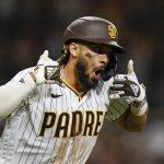 Machado, Myers y Tatis pegan jonrón en victoria de Padres