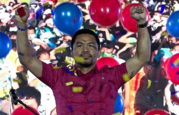 ¿Manny Pacquiao se acerca al retiro tras anuncio presidencial?