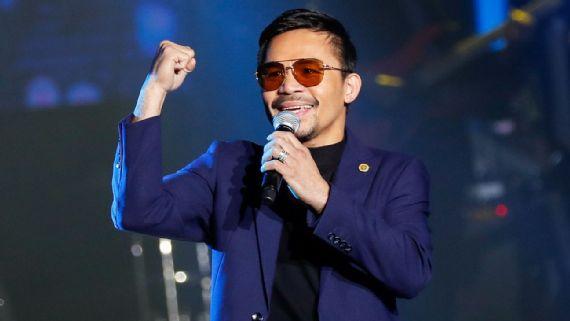 Manny Pacquiao pone punto final a su carrera como boxeador