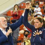 Presidente del COD apuestaa la calidad en Copa Panam de Voleibol