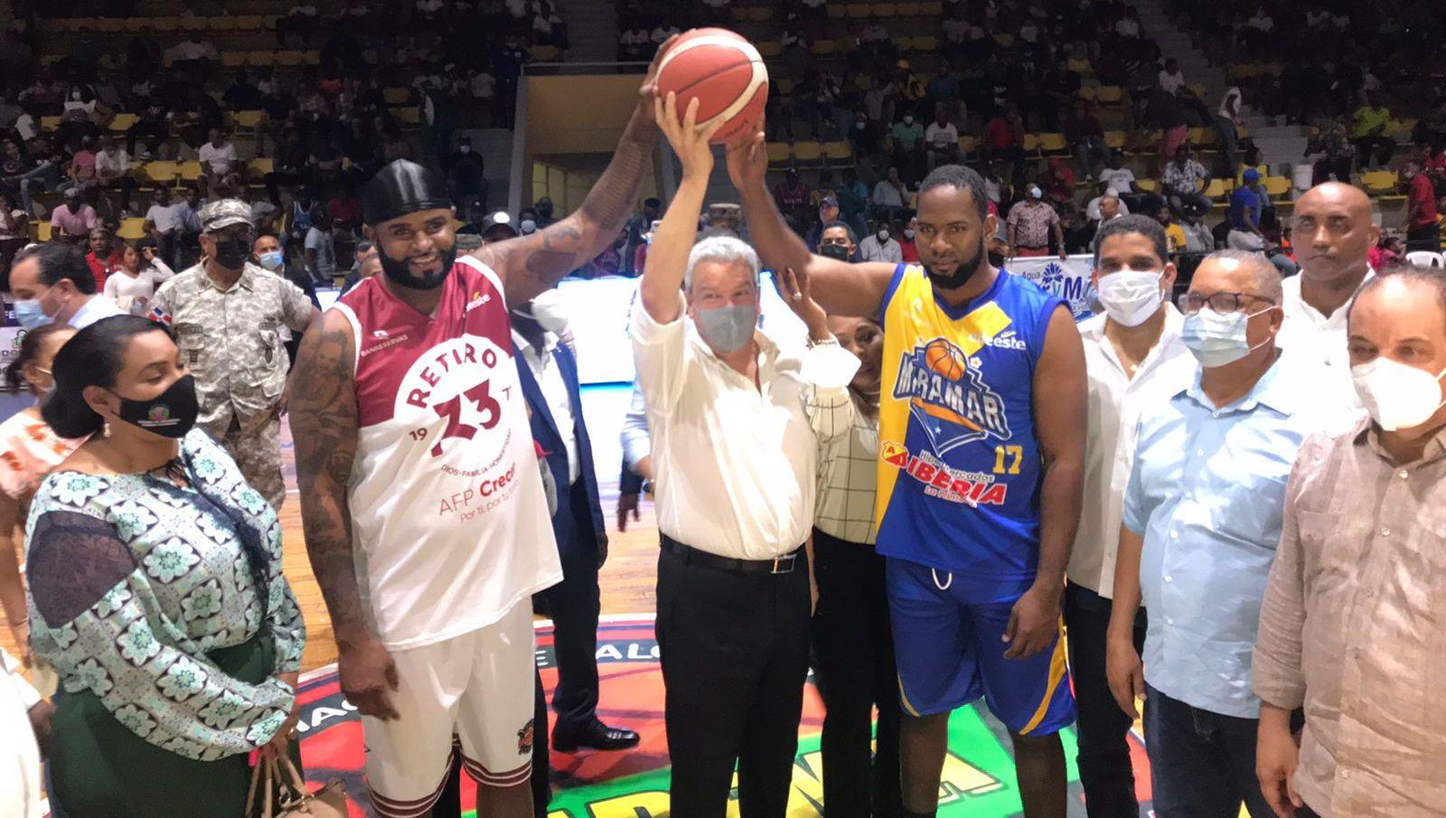 Clubes Centro y Consuelo se imponen en jornada basket superior de SPM