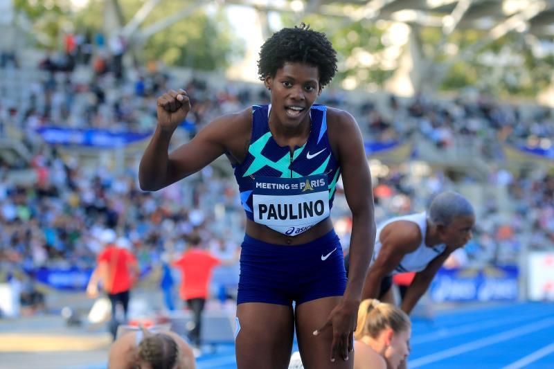 Marileidy Paulino retorna a la pista este jueves
