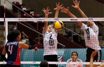 Voleibol RD avanza 8vos finales, derrotó a Egipto en Mundial U-18
