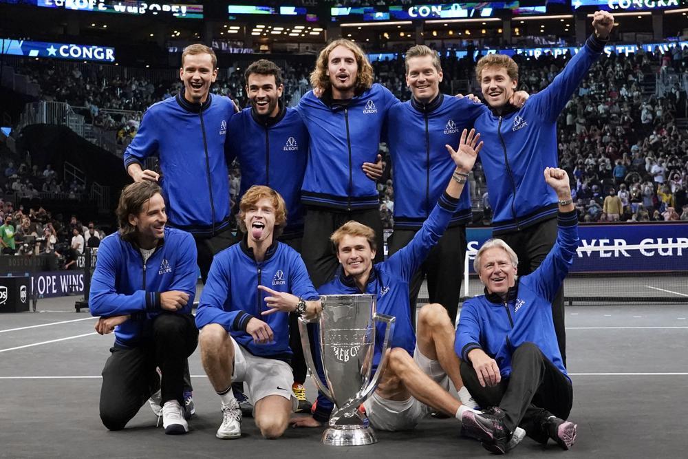 Europa conquista su cuarta Copa Laver