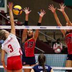 Polonia derrota a RD en Mundial Voleibol U-18