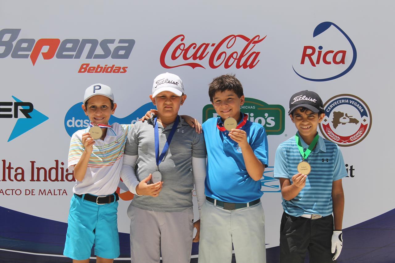 Rodríguez y Mosyagina ganan primera parada del Tour Juvenil