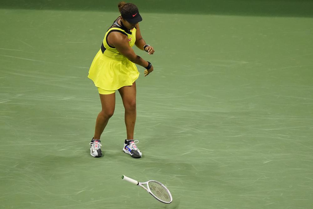 Tsitsipas y Osaka son eliminados del US Open