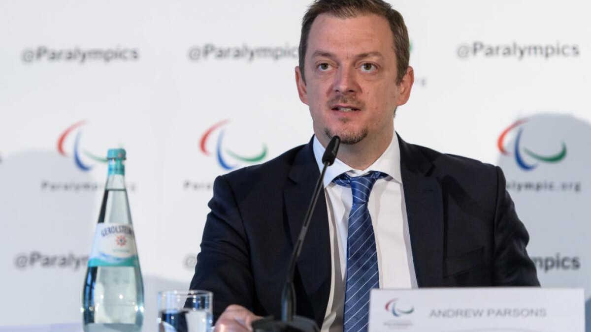 Parsons será reelegido presidente Comité Paralímpico Internacional