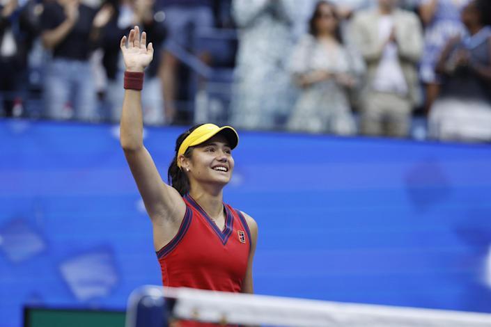 Emma Raducanu gana la final y se proclama campeona US Open