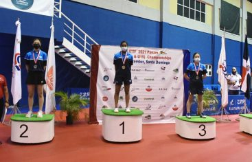 Dominicana gana dos medallas Panam tenis mesa; USA, gran campeón