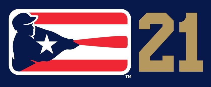 Liga béisbol Puerto Rico resalta a Clemente en nuevo logotipo