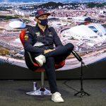 Hamilton y Verstappen calientan ambiente del GP de Rusia