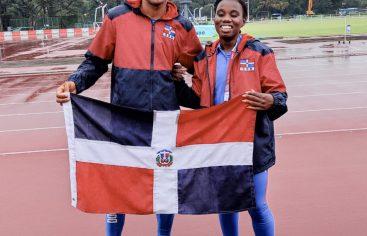 Para-atleta Darlenys de la Cruz queda cuarta en Tokio