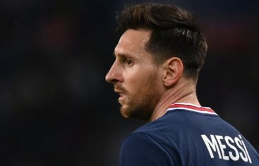 Messi se pierde su segundo partido consecutivo por molestias en la rodilla