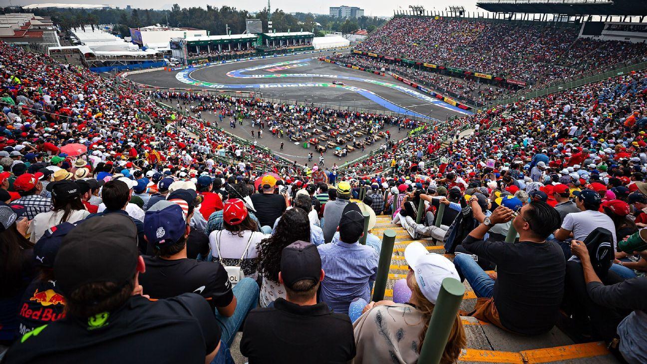Organizadores de F1 elegirán si vacuna o PCR es requisito para asistir al GP de México