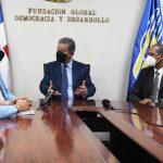 Expresidente Fernández apoya mayor partida económica al deporte