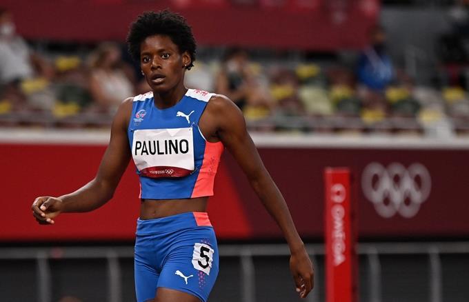 Marileidy Paulino a paralímpicos: