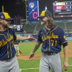 Cerveceros se apunta récord noveno juego sin hit de la campaña