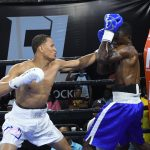 Dominicano Angel Cruz vence por KO a venezolano Prada