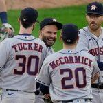 Astros vence a Medias Rojas y avanzan a la Serie Mundial 2021