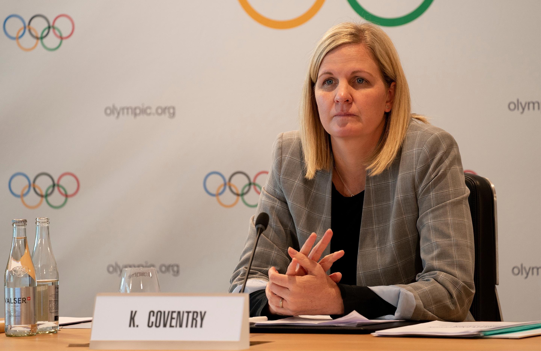 Kirsty Coventry presidirá Comisión de Coordinación del COI para Brisbane 2032